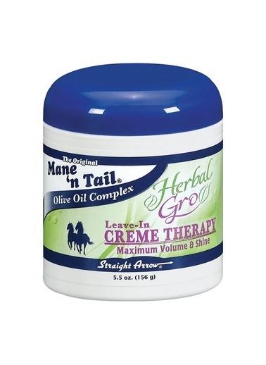 Mane'N Tail Mane'n Tail Herbal-Gro Bitki Özlü Besleyici Terapi Bakım Maskesi Renksiz